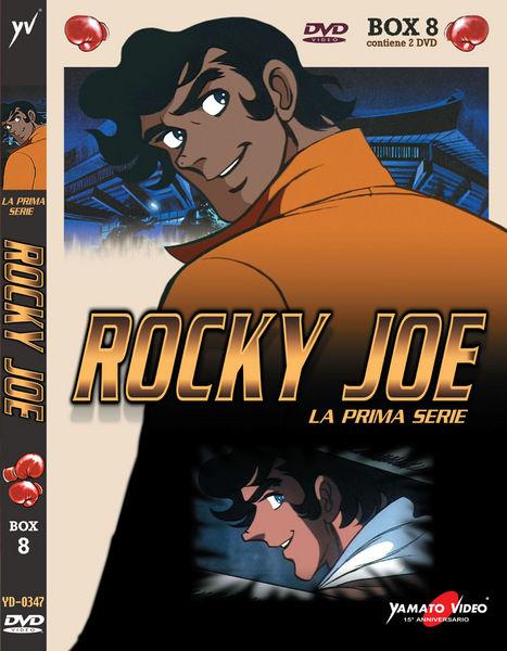 Rocky joe uno tra i migliori cartoni animati ashita no